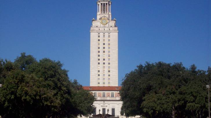 U of Texas Bell Tower
