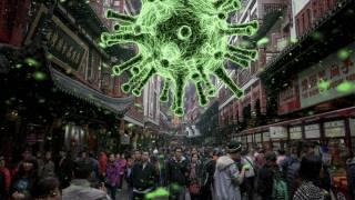 depection of coronaviruw disrupting the economy