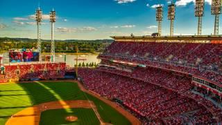 Greater cincinnati reds baseball park