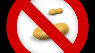 no peanuts