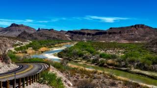 texas rio grand river border