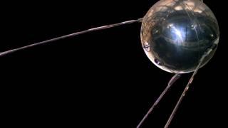 sputnik space craft from russia