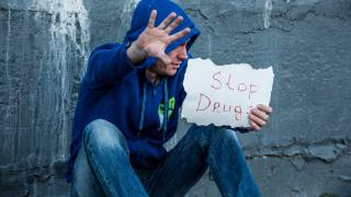 stop drugs now sign