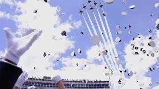 us airforce academy graduation
