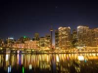 sydney harbor in australia