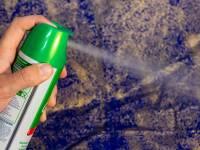 spray disinfectant