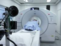 pet scan at a hospital